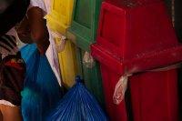 kosze do sgregacji śmieci