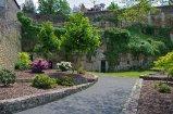 ogród - płótno
