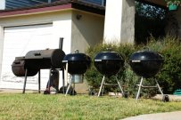 różne rodzaje grilli